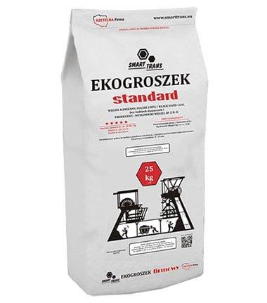 Skład opału - Ekogroszek Standard