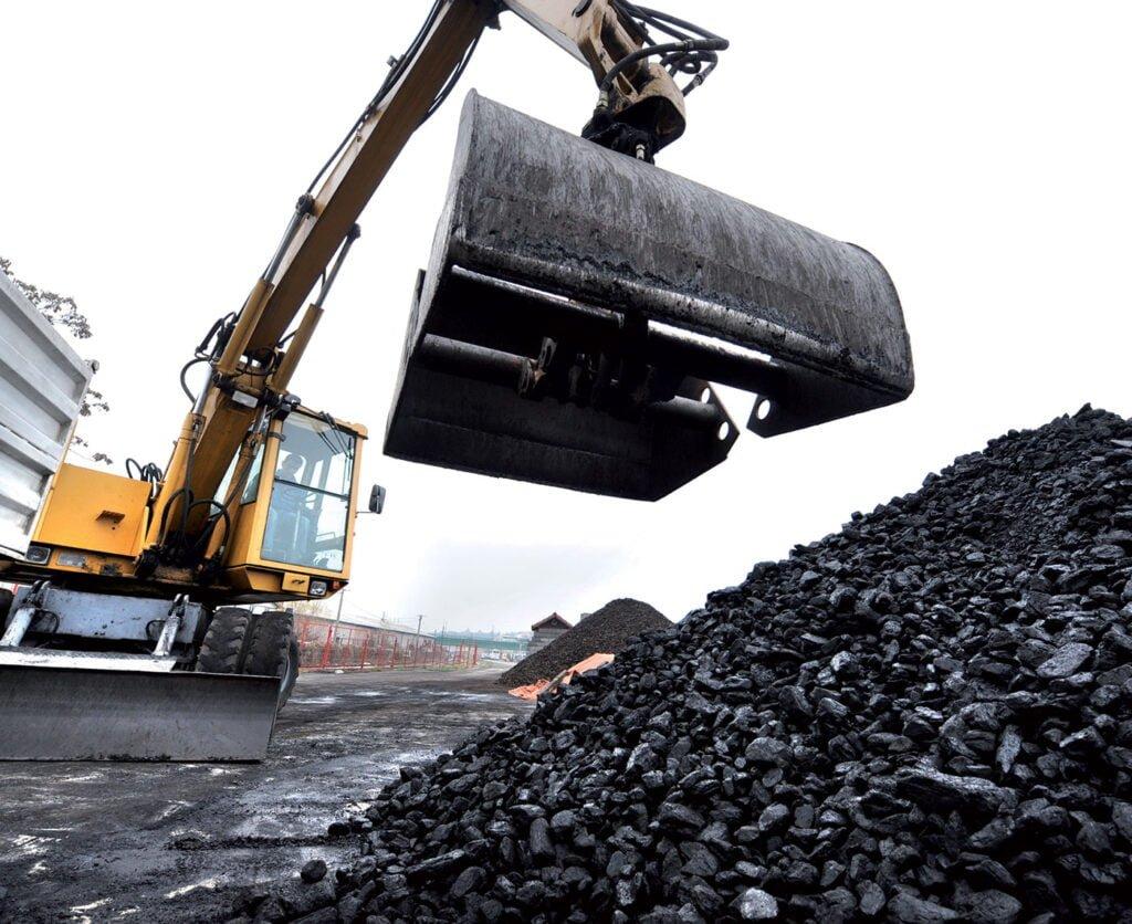Skład opału - staranna selekcja węgla